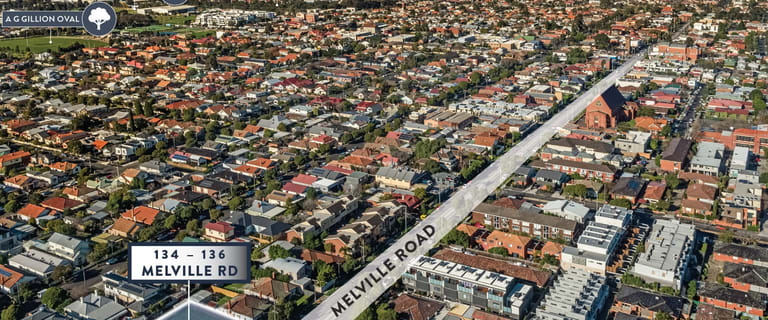 Development / Land commercial property for sale at 134 – 136 Melville Road Brunswick West VIC 3055