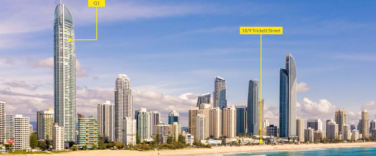 Shop & Retail commercial property for sale at 18/9 Trickett Street Surfers Paradise QLD 4217