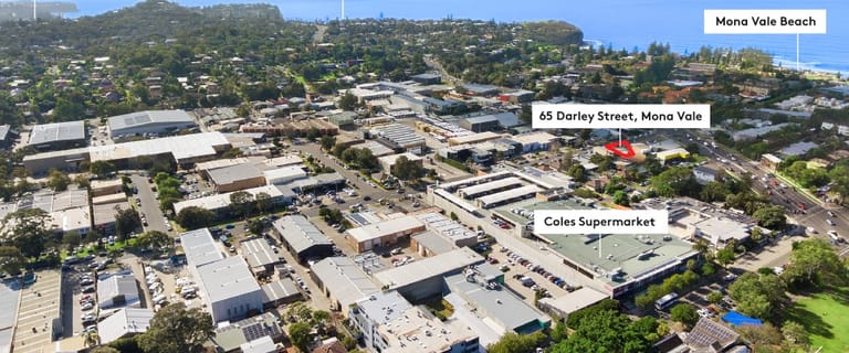 Factory, Warehouse & Industrial commercial property for sale at Mona Vale NSW 2103