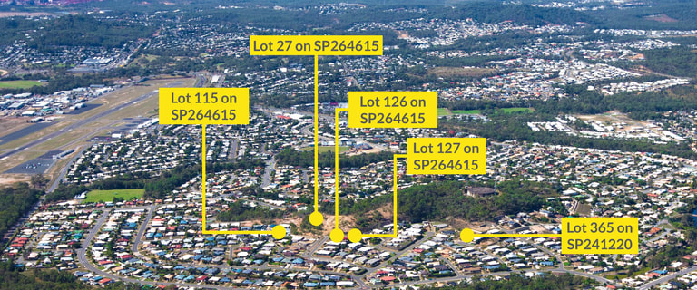 Development / Land commercial property for sale at Col Brown Ave Gladstone Central QLD 4680