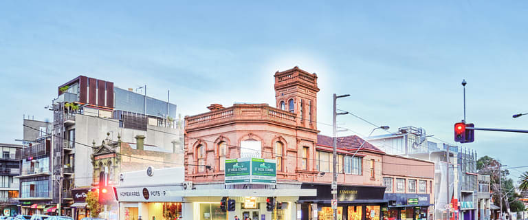 Shop & Retail commercial property for sale at 100 Barkly Street (Corner Inkerman Street) St Kilda VIC 3182