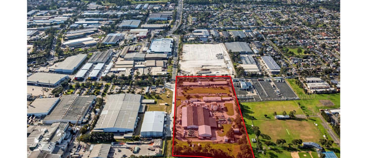 Factory, Warehouse & Industrial commercial property for sale at 132 McCredie Road Smithfield NSW 2164