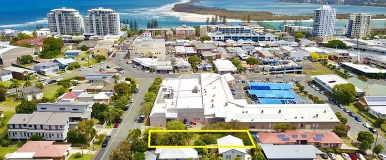 Development / Land commercial property for sale at 22 Wyreema Terrace Caloundra QLD 4551
