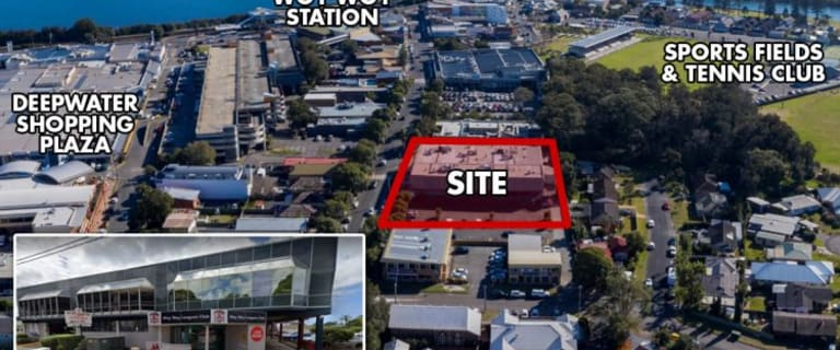 Development / Land commercial property for sale at 82 Blackwall Road Woy Woy NSW 2256