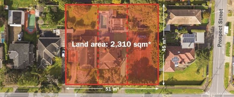 Development / Land commercial property for sale at 246, 248 & 250 Highbury Road Mount Waverley VIC 3149