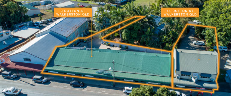Shop & Retail commercial property for sale at 9 Dutton Street Walkerston QLD 4751