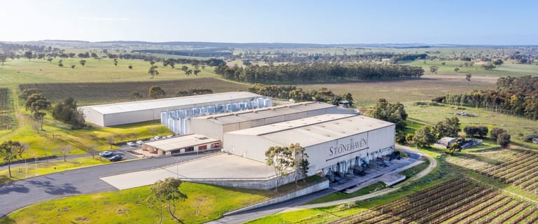 Rural / Farming commercial property for sale at Stonehaven Winery, 7089 Riddoch Highway Padthaway SA 5271