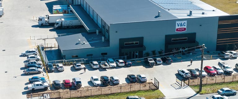 Factory, Warehouse & Industrial commercial property sold at 11 Norfolk Avenue South Nowra NSW 2541