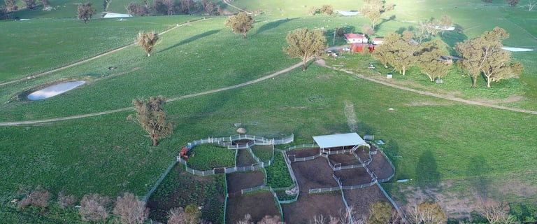 Rural / Farming commercial property for sale at 752 Yarraman Road Bigga NSW 2583