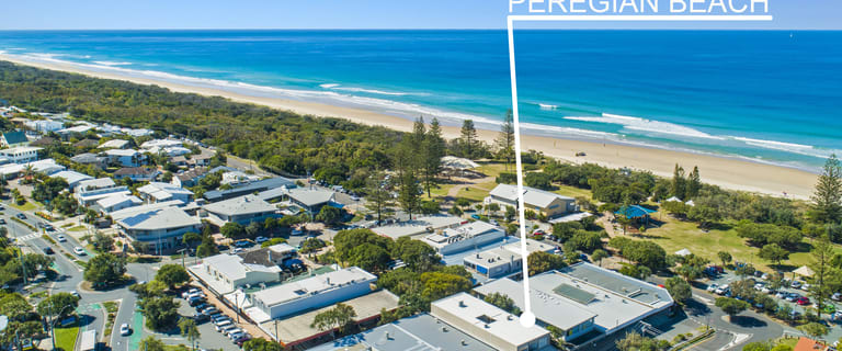 Shop & Retail commercial property for sale at Unit 3, 10 Grebe Street Peregian Beach QLD 4573