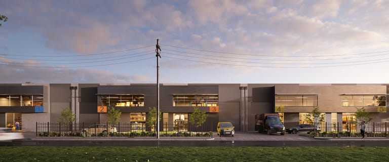 Factory, Warehouse & Industrial commercial property for sale at 28-36 Japaddy Street Mordialloc VIC 3195