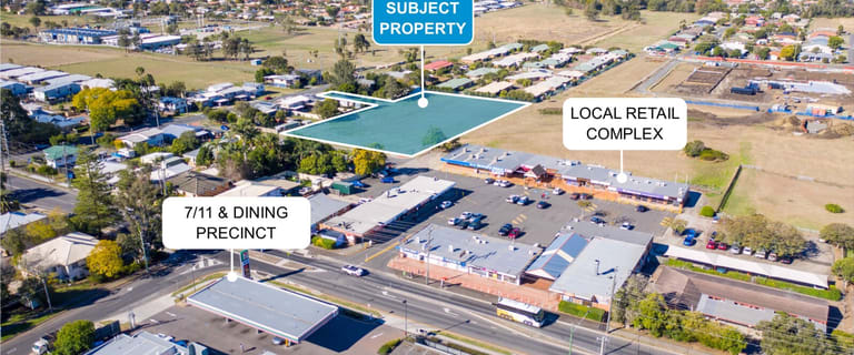 Development / Land commercial property for sale at 107A Cemetery Road Raceview QLD 4305