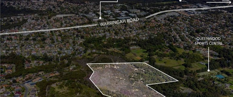 Development / Land commercial property for sale at 1090-1093 Brooker Ave Beacon Hill NSW 2100