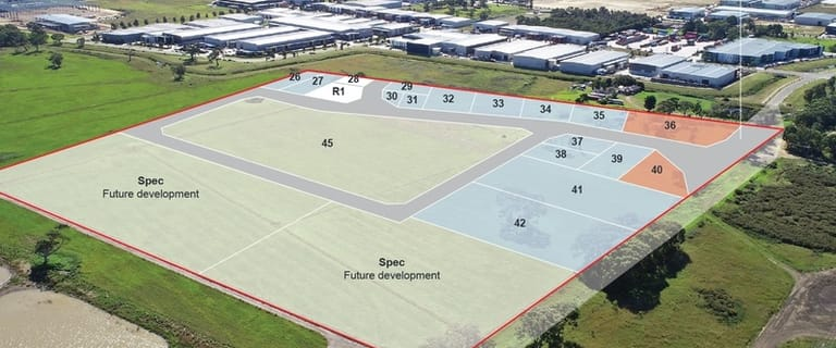 Development / Land commercial property for sale at Rubix Connect/Stage 4 Taylors Road Dandenong South VIC 3175