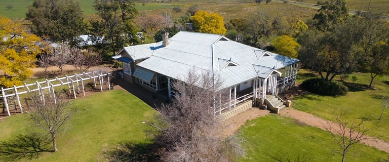 Rural / Farming commercial property for sale at Mullaley NSW 2379
