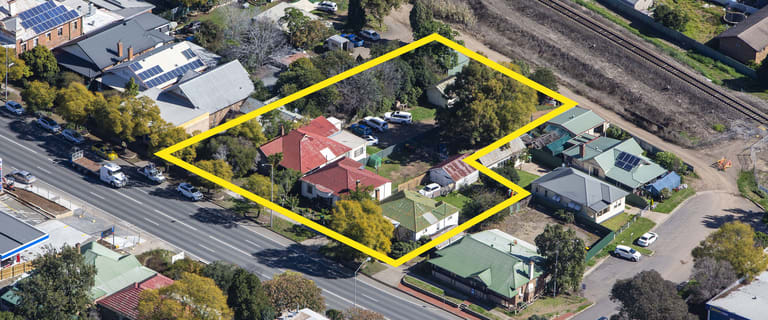 Development / Land commercial property for sale at 200-206 Bridge Street Muswellbrook NSW 2333