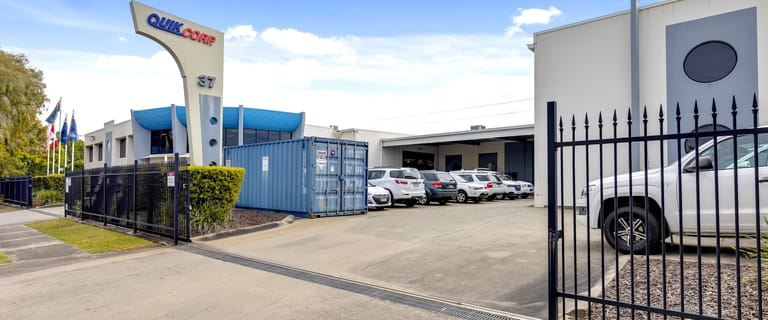 Factory, Warehouse & Industrial commercial property for sale at 37 Production Avenue Warana QLD 4575