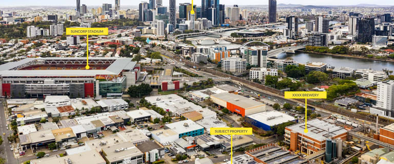 Factory, Warehouse & Industrial commercial property sold at 27 Finchley Street Milton QLD 4064