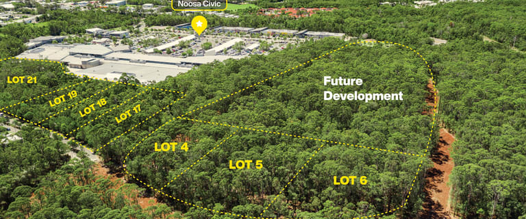 Development / Land commercial property for sale at Lot 5 Hofmann Drive Noosaville QLD 4566