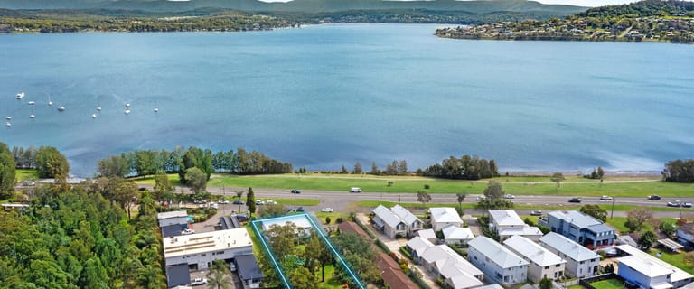 Development / Land commercial property for sale at 566 The Esplanade Warners Bay NSW 2282