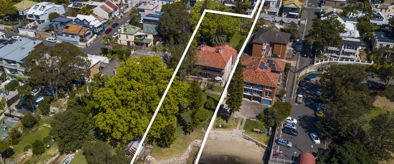 Development / Land commercial property sold at 1 Campbell Lane Balmain NSW 2041