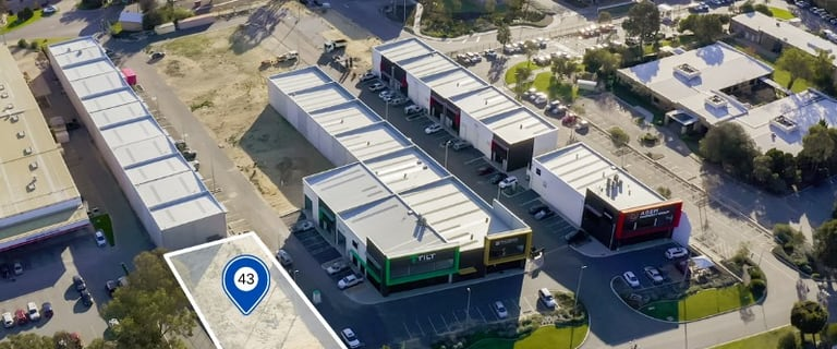 Factory, Warehouse & Industrial commercial property for sale at 43/10 Geddes Street Balcatta WA 6021