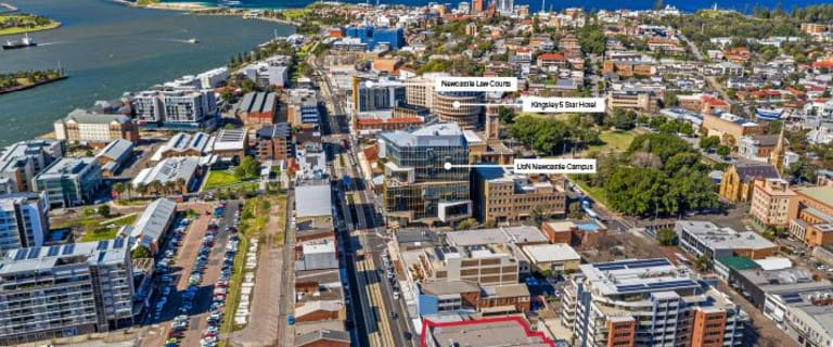 Shop & Retail commercial property for sale at Whole Building/451-459 Hunter Street Newcastle NSW 2300