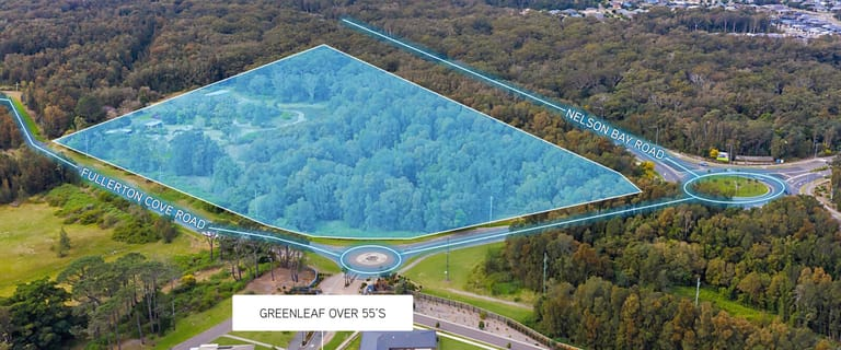 Development / Land commercial property for sale at 42 Fullerton Cove Road Fullerton Cove NSW 2318