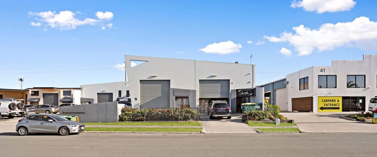 Factory, Warehouse & Industrial commercial property for sale at 6/39 Technology Drive Warana QLD 4575
