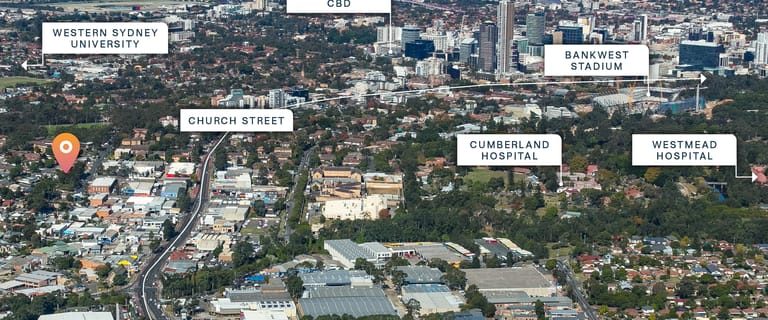 Medical / Consulting commercial property for sale at 31-33 Iron Street North Parramatta NSW 2151