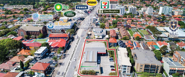 Shop & Retail commercial property for sale at 400-414 Parramatta Road Burwood NSW 2134