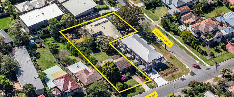 Development / Land commercial property for sale at 1 Margaret Street & 5 Anderson Road Northmead NSW 2152