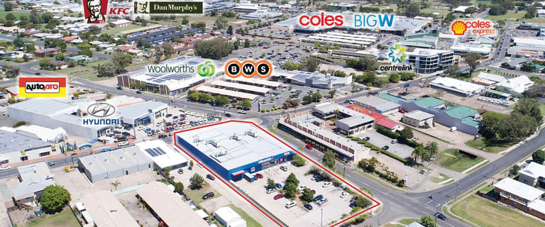 Shop & Retail commercial property for sale at 46 Torquay Road Pialba QLD 4655