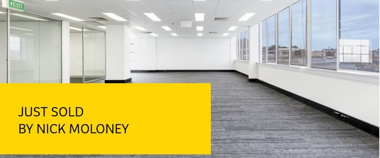 Offices commercial property sold at 405/10-12 Clarke Street Crows Nest NSW 2065