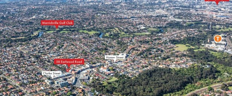 Development / Land commercial property for sale at 58 Earlwood Avenue Earlwood NSW 2206