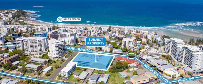 Shop & Retail commercial property for sale at 54 Canberra Terrace Caloundra QLD 4551