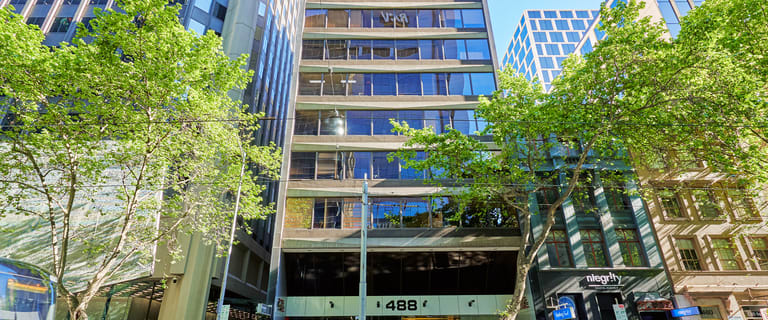 Offices commercial property for sale at Level 3/488 Bourke Street, Suite 4 Melbourne VIC 3000