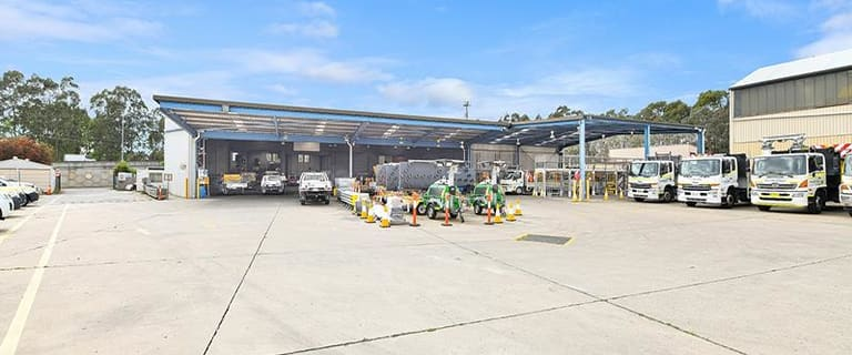 Factory, Warehouse & Industrial commercial property for sale at 51 Heathcote Road Moorebank NSW 2170