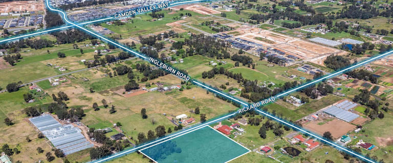 Development / Land commercial property for sale at 113 Rickard Road Leppington NSW 2179