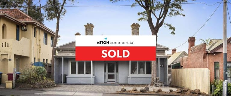 Offices commercial property sold at Office/388 Punt Road South Yarra VIC 3141