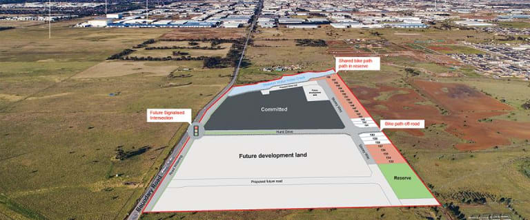 Development / Land commercial property for sale at 917 Boundary Road Tarneit VIC 3029