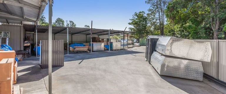 Factory, Warehouse & Industrial commercial property for sale at 176 Coulson Street Wacol QLD 4076