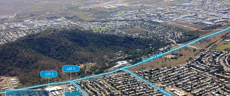 Development / Land commercial property for sale at 318 Thuringowa Drive Kirwan QLD 4817
