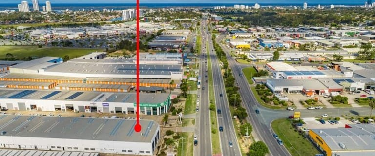 Factory, Warehouse & Industrial commercial property for sale at Unit 1 & 2/211 Brisbane Road Biggera Waters QLD 4216