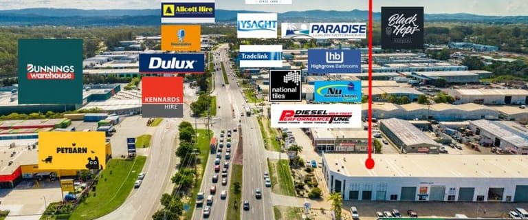 Other commercial property for sale at Unit 1 & 2/211 Brisbane Road Biggera Waters QLD 4216