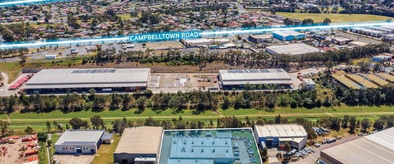 Factory, Warehouse & Industrial commercial property for sale at 13 Montore Road Minto NSW 2566