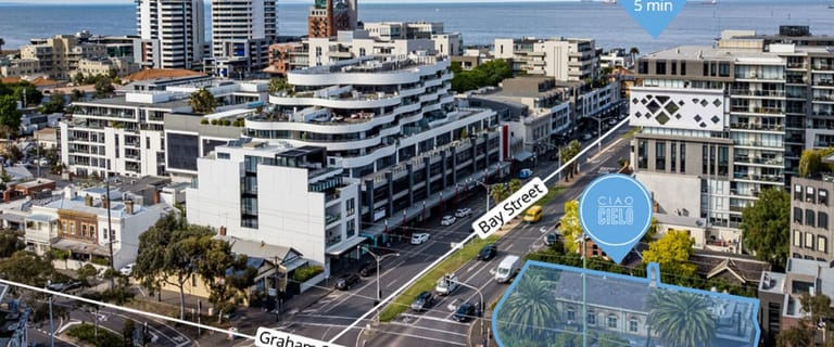Hotel, Motel, Pub & Leisure commercial property for sale at 115 Bay Street Port Melbourne VIC 3207