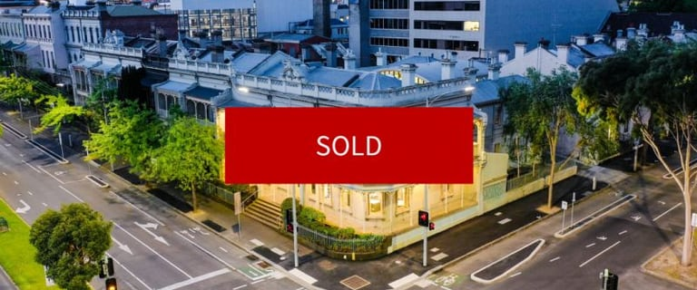 Medical / Consulting commercial property for sale at 384-388 Albert Street East Melbourne VIC 3002