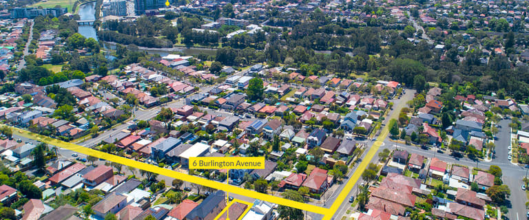 Development / Land commercial property for sale at 6 Burlington Avenue Earlwood NSW 2206