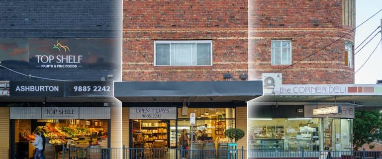 Shop & Retail commercial property for sale at 227 High Street Ashburton VIC 3147